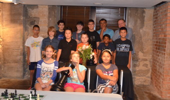 Summer Chess Camps in the DFW Metroplex by Dr. Alexey Root