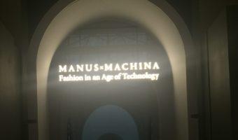 STEAMy Day at the Met (I): Manus x Machina