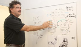 Nasher Gallery Lab: Seeing Science in Art featuring Paul Fishwick, October 27