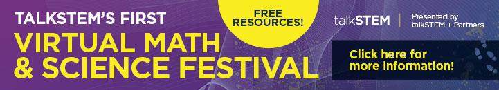 Virtual Math & Science Festival