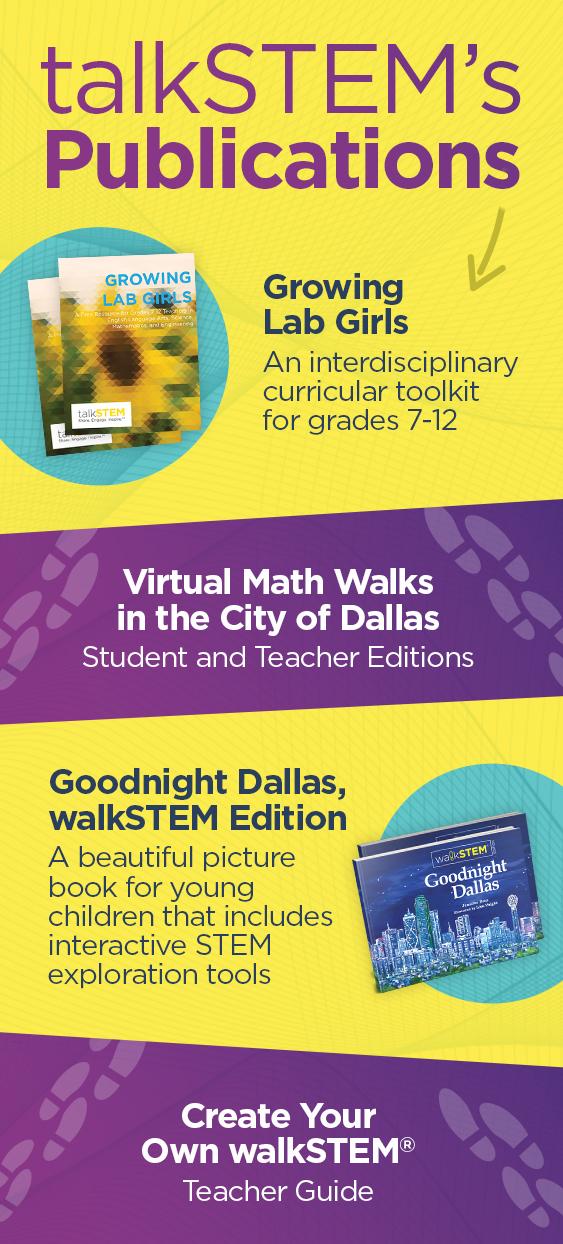 talkSTEM Publications